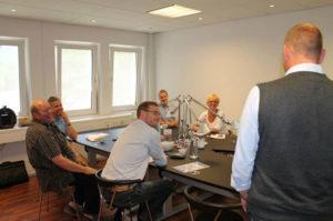 Privatpraktiserende psykologer i Danmark