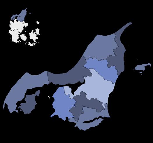 Nordjyllands kommuner