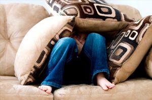 Angst Barn Psykologoversigt